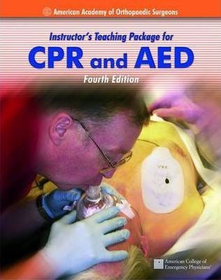 Instructor's Teaching Package for CPR and AED
