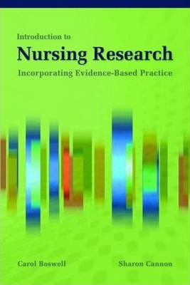 role of nursing research and evidence Evidence-based nursing integrates the best evidence from research with clinical expertise, patient preferences, and existing resources into decision making about the health care of.