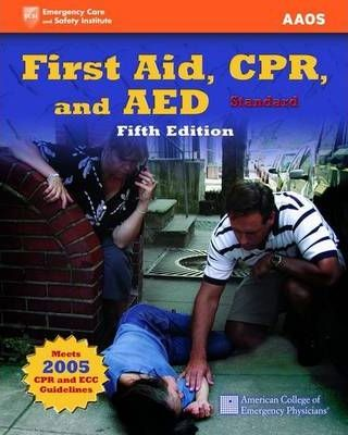 First Aid CPR and Aed Standard
