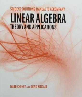 student solutions manual to accompany linear algebra theory and rh bookdepository com Applying a Solution abstract algebra theory and applications judson solutions manual pdf