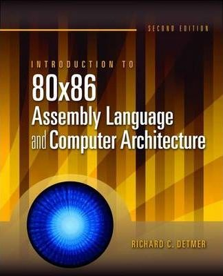 introduction to assembly language A fundamental introduction to x86 assembly programming 0 introduction the x86 instruction set architecture is at the heart of cpus that power our home computers and remote servers for over two decades.