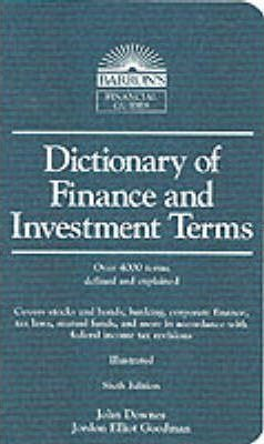 Investment and finance terms dictionary d div reinvest plan