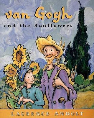 Van Gogh and the Sunflowers Cover Image