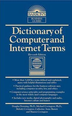 Dict. of Computer & Internet Terms