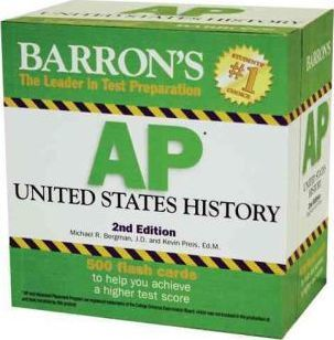 AP U.S. History Flash Cards