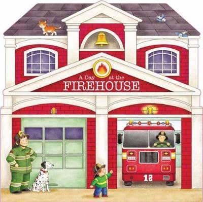 A Day at the Firehouse : Giovanni Caviezel : 9780764165481