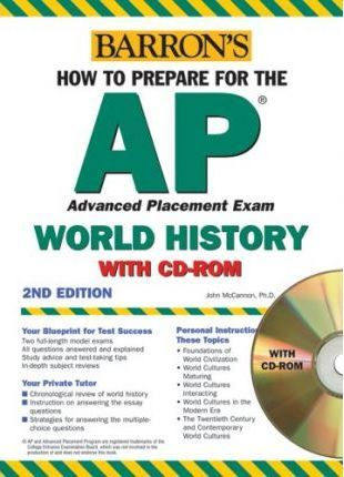 Barron's How to Prepare for the AP World History