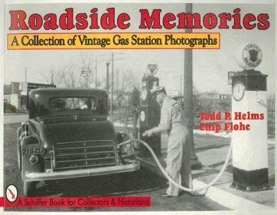 Roadside Memories: A Collection of Vintage Gas Station Photographs