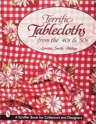 Super Terrific Table Cloths From The 40S And 50S Loretta Download Free Architecture Designs Scobabritishbridgeorg