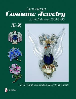 American Costume Jewelry: Art and Industry, 1935-1950, N-Z