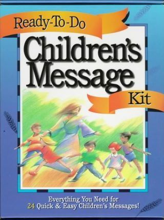 Ready-to-Do Children's Messages