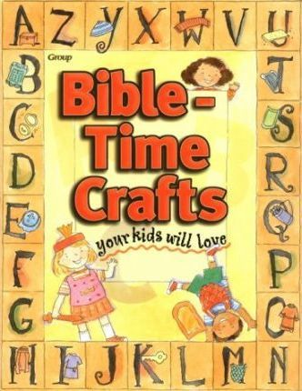 Bible-Time Crafts Your Kids Will Love