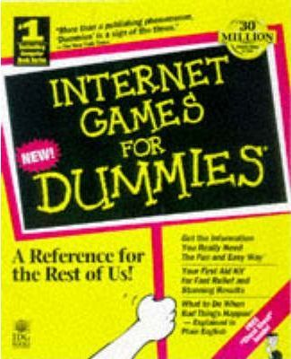 Internet Games For Dummies