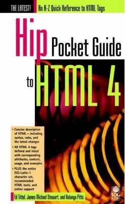 Hip Pocket Guide to HTML 4