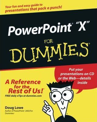 PowerPoint 2003 For Dummies
