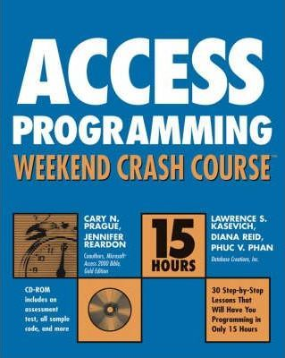 Access X Programming Weekend Crash Course