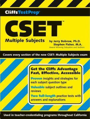 CSET: Multiple Subjects