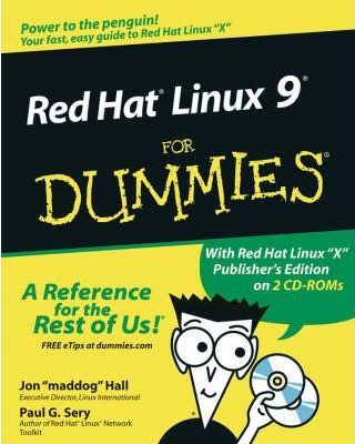 Red Hat Linux 9.X for Dummies