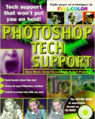 Photoshop Tech Support