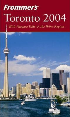 Frommer's Toronto 2004