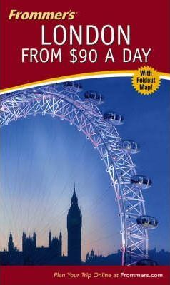Frommer's London from $90 a Day
