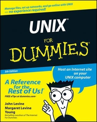 Unix for Dummies, 5th Edition