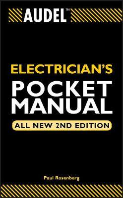 Audel Electrician's Pocket Manual