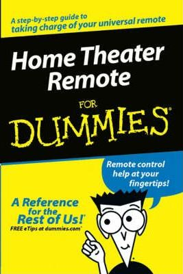 Home Theater Remote For Dummies
