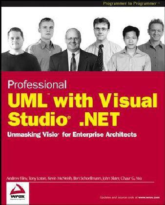 Professional UML Using Visual Studio.Net
