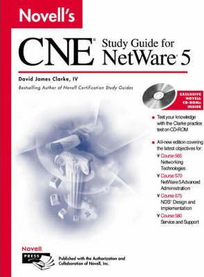 Novell's CNE Study Guide for NetWare 5