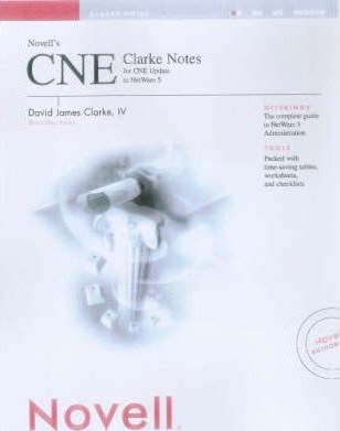 Novell's Cne Clarke Notes Update to Netware 5