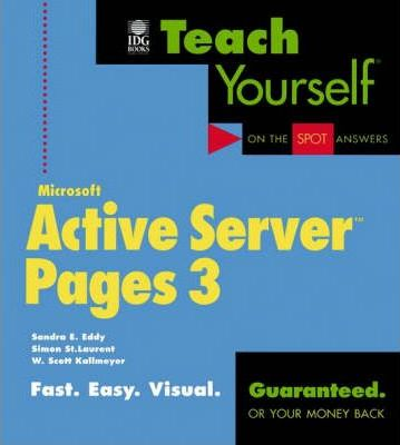 Teach Yourself Active Server Pages 3