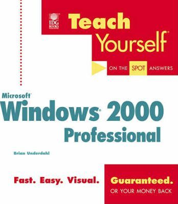Teach Yourself Windows 2000 Professional
