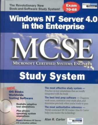 Windows NT Server 4.0 in the Enterprise MCSE Study System: Student Guide