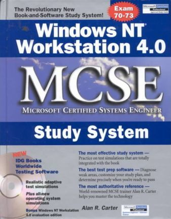 Windows NT Workstation 4.0 MCSE Study System: Student Guide