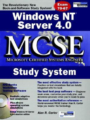 Windows NT Server 4.0 Mcse Study System: Student Guide