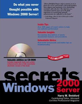 Windows 2000 Server Secrets