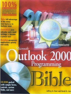 Outlook 2000 Programming Bible