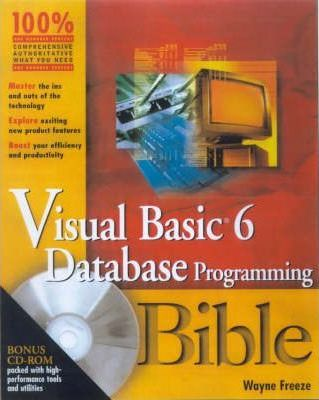 Visual Basic 6 Database Programming Bible