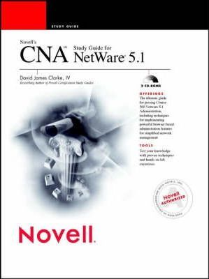 Novell's CNA Study Guide for NetWare 5.1