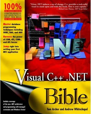 Visual C++.NET Bible