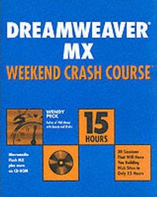 Dreamweaver 5 Weekend Crash Course