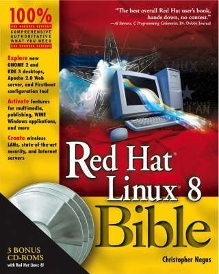 Red Hat Linux 8 Bible