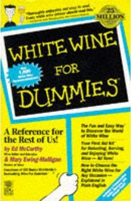 White Wine For Dummies