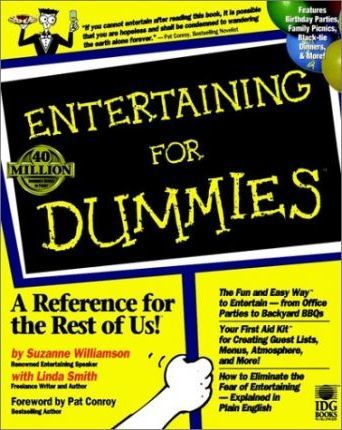 Entertaining for Dummies