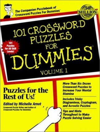 101 Crossword Puzzles For Dummies