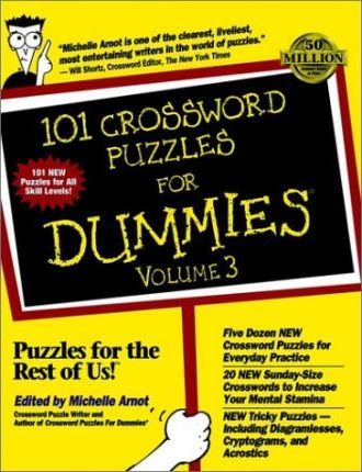 101 Crossword Puzzles for Dummies V 3