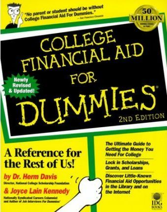 College Financial Aid for Dummies, 2nd Edition