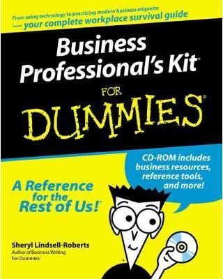 Business Professional Kit For Dummies