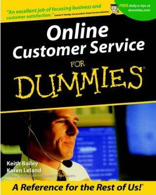 Online Customer Service For Dummies